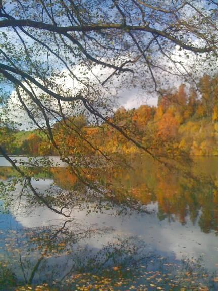 Raus in die Natur - der Herbst von seiner schönsten Seite