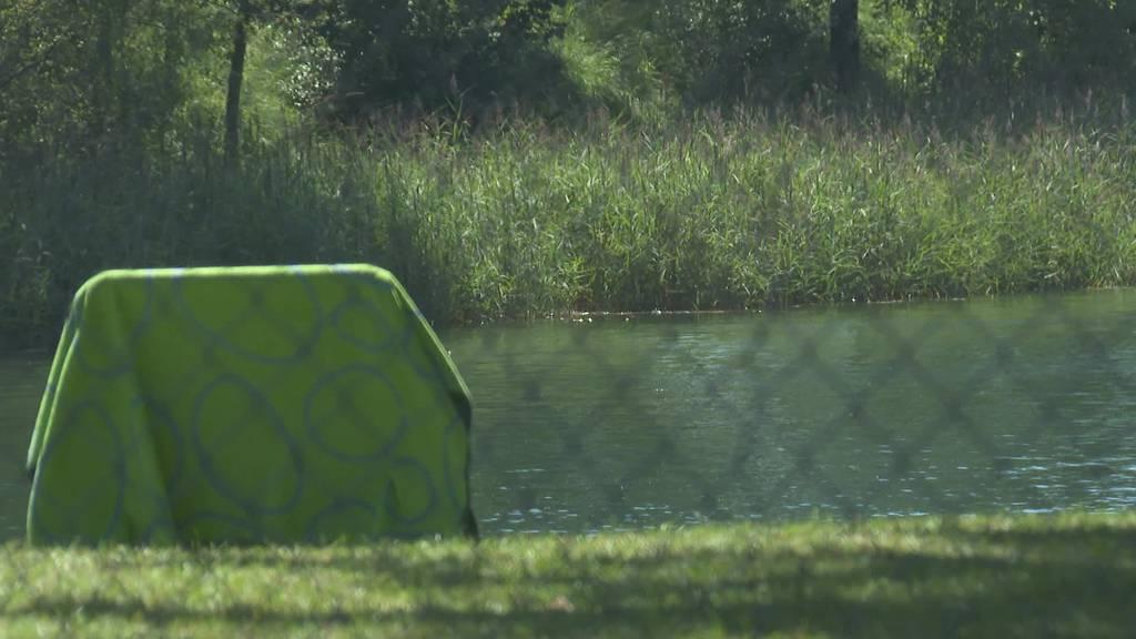 Badeunglück: 15-Jähriger stirbt in Baggersee Kriessern