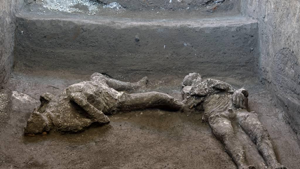 Spektakuläres aus Pompeji: Alltagsdetails von Vulkan-Opfern erforscht