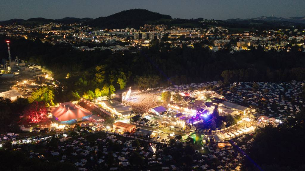 Restart für das OpenAir St.Gallen 2022