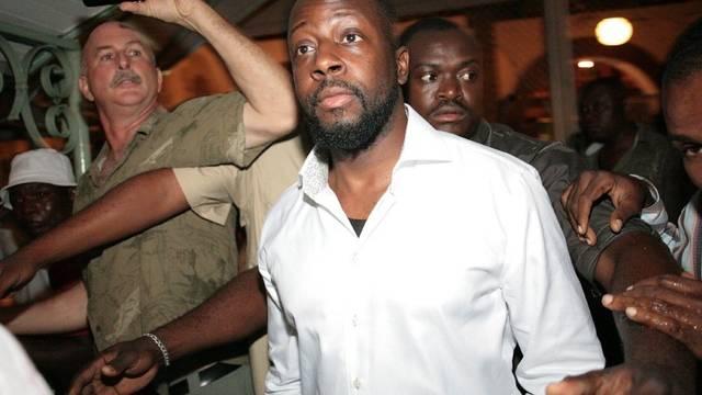 Wyclef Jean rappt gegen Verbot
