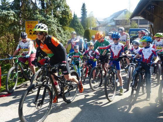 Tiersteinberg Bike, Schupfart