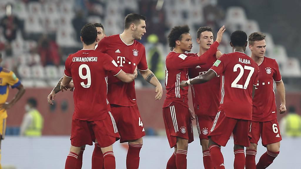 Bayern München zum zweiten Mal Sieger der Klub-WM