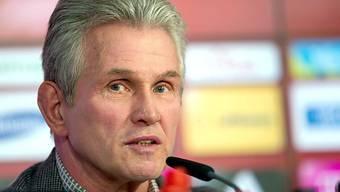 Jupp Heynckes schliesst ein Trainer-Comeback kategorisch aus