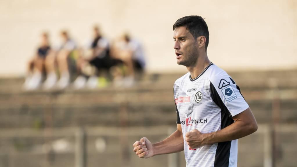 Miroslav Covilo wird in Zukunft nicht mehr für Lugano auflaufen