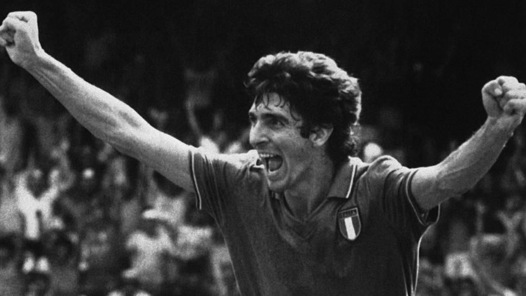 Italiens Fussball-Legende Paolo Rossi im Alter von 64 Jahren gestorben