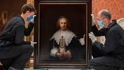 Gemäldegalerie des Buckingham-Palasts wird erneuert