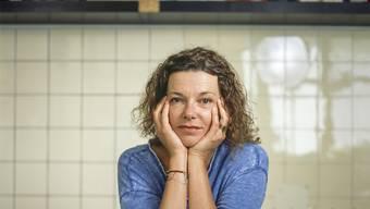 Schriftstellerin Milena Moser ist vor einem Jahr nach Santa Fe (USA) ausgewandert. Vorher lebte sie in Aarau (Archivbild).