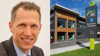 Bernhard Studer tritt seine Stelle als Geschäftsführer Region Thal am 5. Mai an.