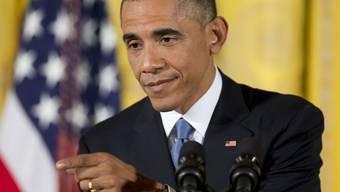 US-Präsident Obama nimmt Stellung zur Wahlniederlage der Demokraten