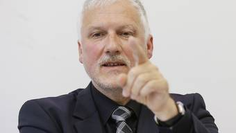 Peter Gomm führt noch diese Amtsperiode zu Ende, eine weitere hängt er nicht an. (Archivbild)