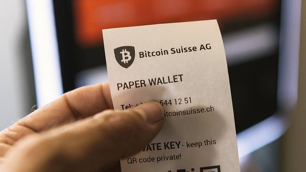 In Zermatt kann man seine Steuern neu mit Bitcoin zahlen