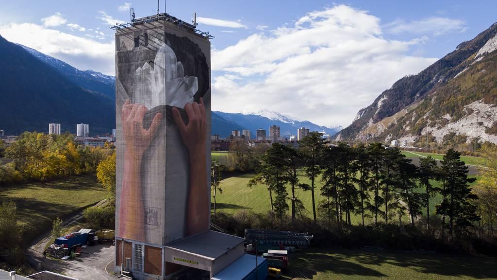 Zweitklässlerin entwirft neues Motiv des Mühleturms
