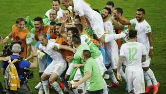 Algerien-Russland: Die Bilder zum Spiel