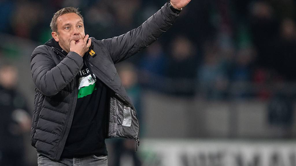 André Breitenreiter neuer FCZ-Trainer