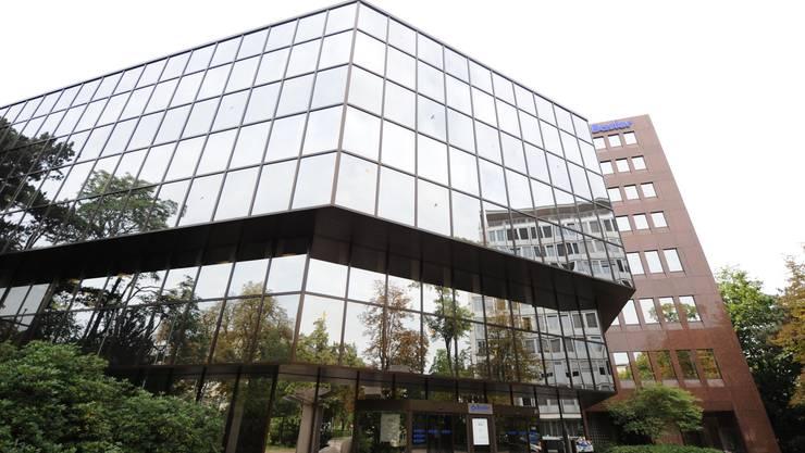 Die «Baloise» will ihren Hauptsitz in Basel erweitern. Der Grosse Rat hat dies nun bewilligt. (Archivbild)