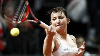 Timea Bacsinszky übersteht in Indian Wells die 1. Runde.