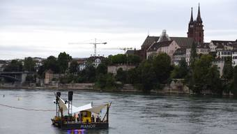 Anlässe wie das seit Dienstagabend laufende «Im Fluss», aber auch Clubs und Bars, gehören zum kulturellen Leben von Basel. Dies soll die Petition «Für ein lebendiges Basel» nun deutlich machen.