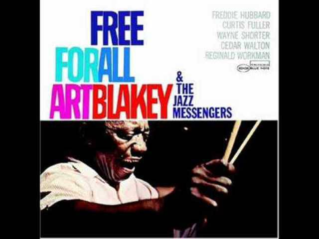 Art Blakey: Free For All (1964)