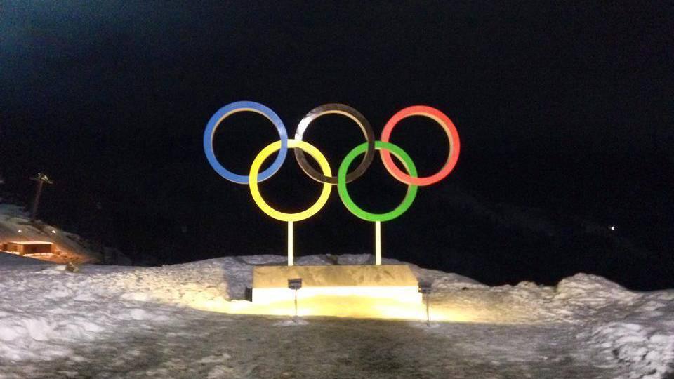 Die Olympischen Spiele in Sotschi