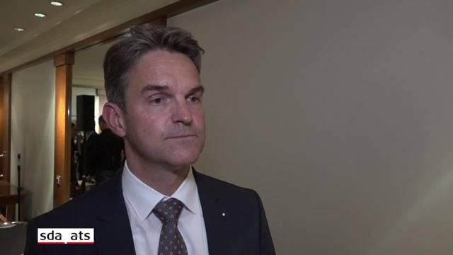 Bundesratskandidatur: Das sagt FDP-Fraktionspräsident Beat Walti