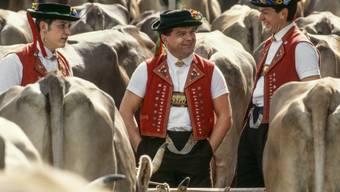 Bauer streben nicht mehr länger einen Selbstversorgungsgrad an.
