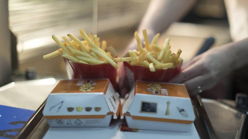 McDonald's verdient weniger - Konkurrenz macht Druck