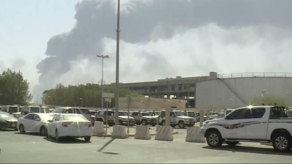 Nach den Drohnenangriffen auf Erdölanlagen in Saudi-Arabien am Samstag werden Engpässe bei der Lieferung von Erdöl befürchtet.