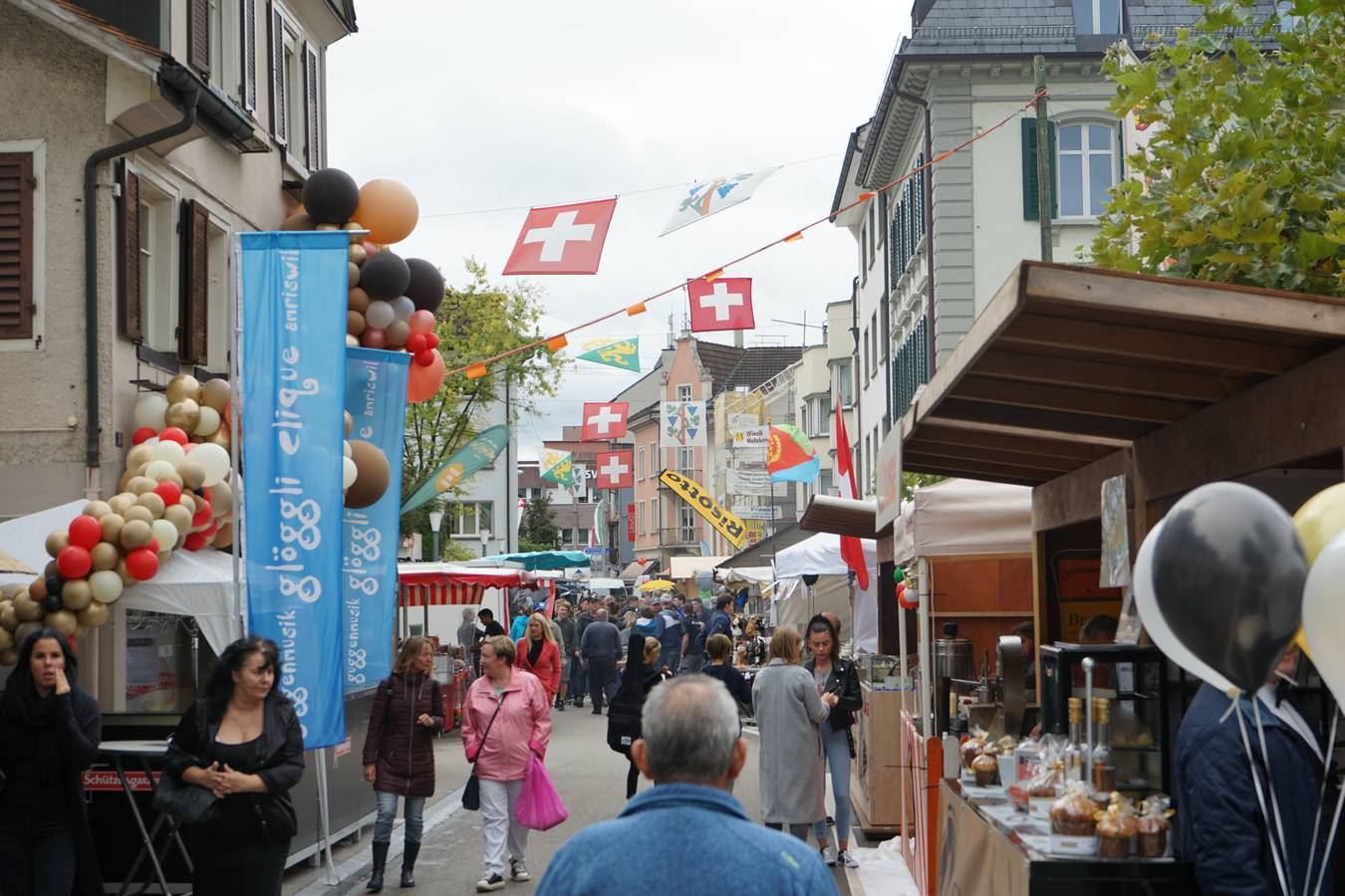 Giruno Taufe in Weinfelden (© FM1Today)