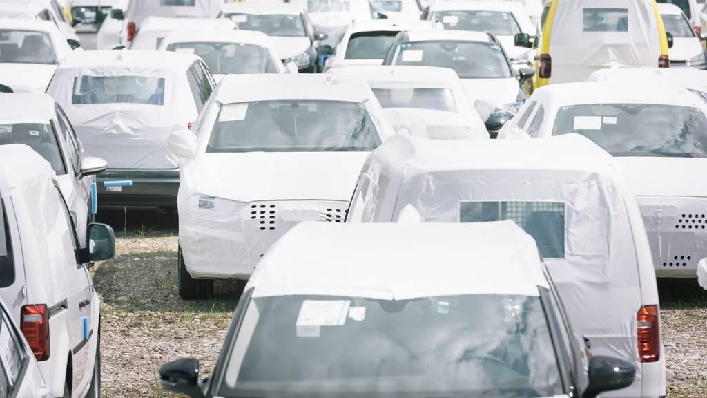 Schweizer Automarkt verzeichnet im Mai 50 Prozent Minus