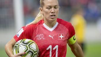 Für Lara Dickenmann ist das Kapitel Nationalteam beendet