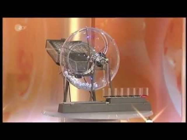 Panne bei Lotto-Ziehung im ZDF