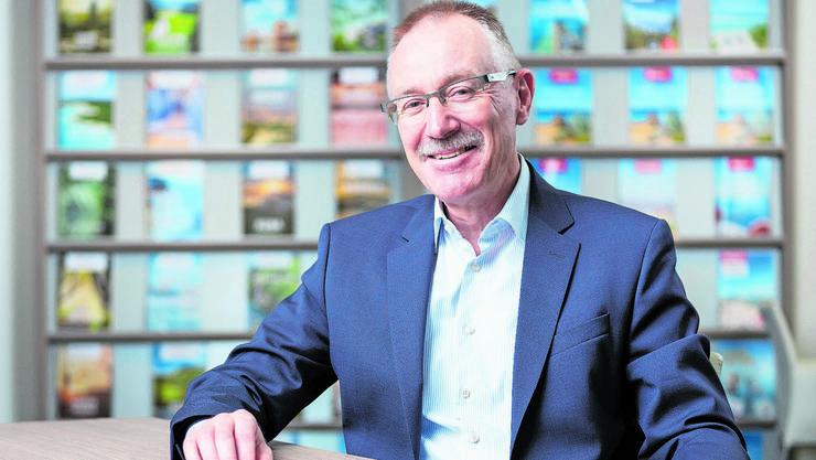 Daniel Bühlmann, CFO und nun auch operativer Geschäftsführer von Hotelplan Suisse.