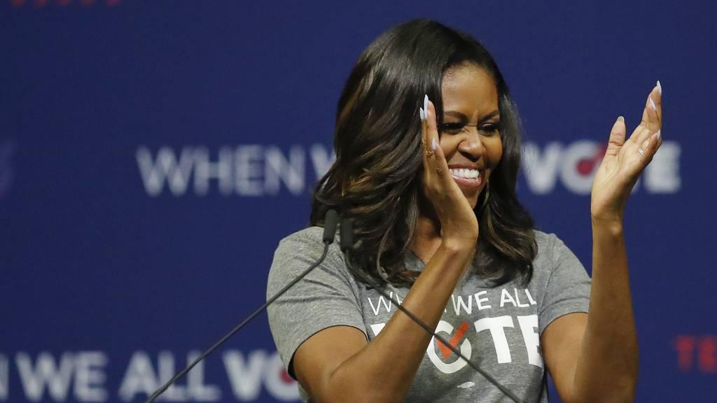 Michelle Obama veröffentlicht ihre Biografie als Jugendbuch