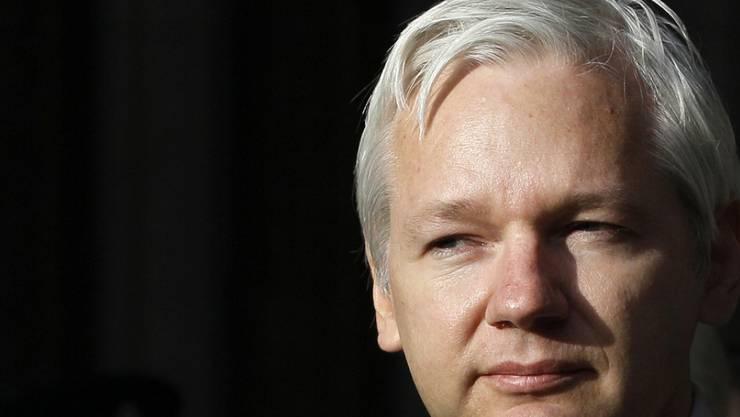 Julian Assange bestreitet die Vorwürfe (Archiv)