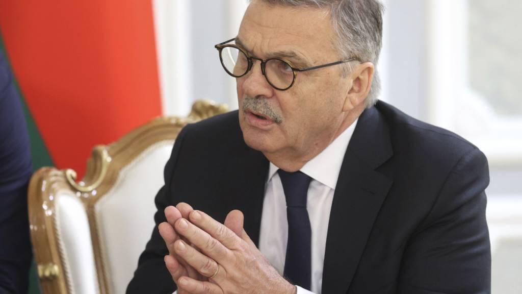 Weltverband gerät wegen Weissrussland weiter unter Druck