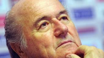 Träumt noch von der Liebe - Geburtstagskind Sepp Blatter (Archiv)