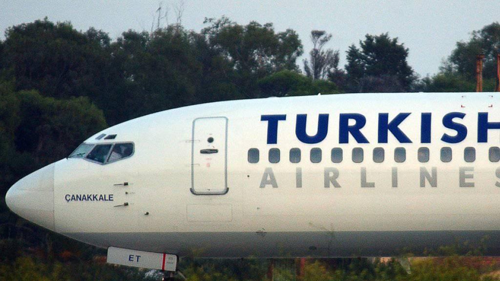 Schweizer Beton auf türkischer Landebahn
