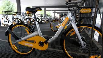 Kopie von O-Bikes nehmen das Limmattal in Beschlag