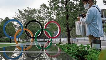 Immer weniger Japaner sind überzeugt davon, dass die Olympischen Sommerspiele 2021 in Tokio stattfinden sollen.