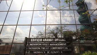 Das Bürogebäude in Panama, in dem die Anwaltskanzlei Mossack Fonseca ihre Büros hat. (Archivbild)
