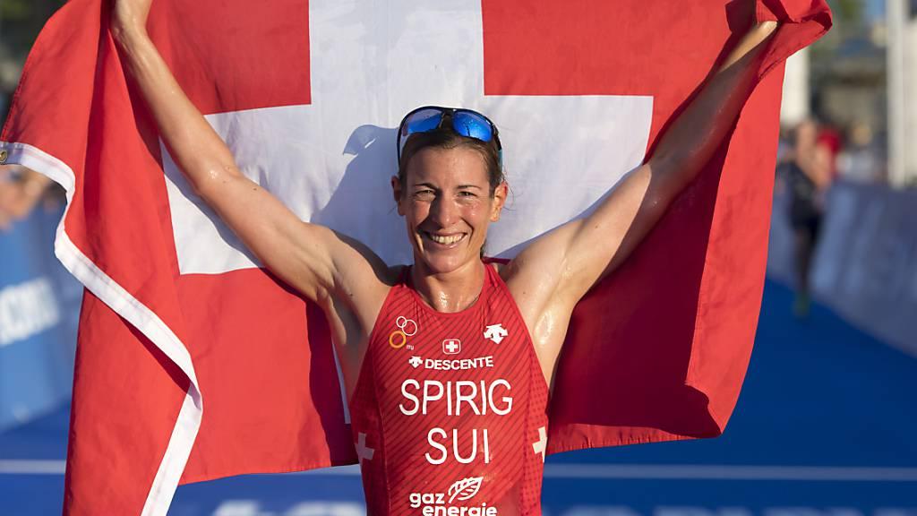 Wie die Verschiebung der Sommerspiele Schweizer Athleten trifft