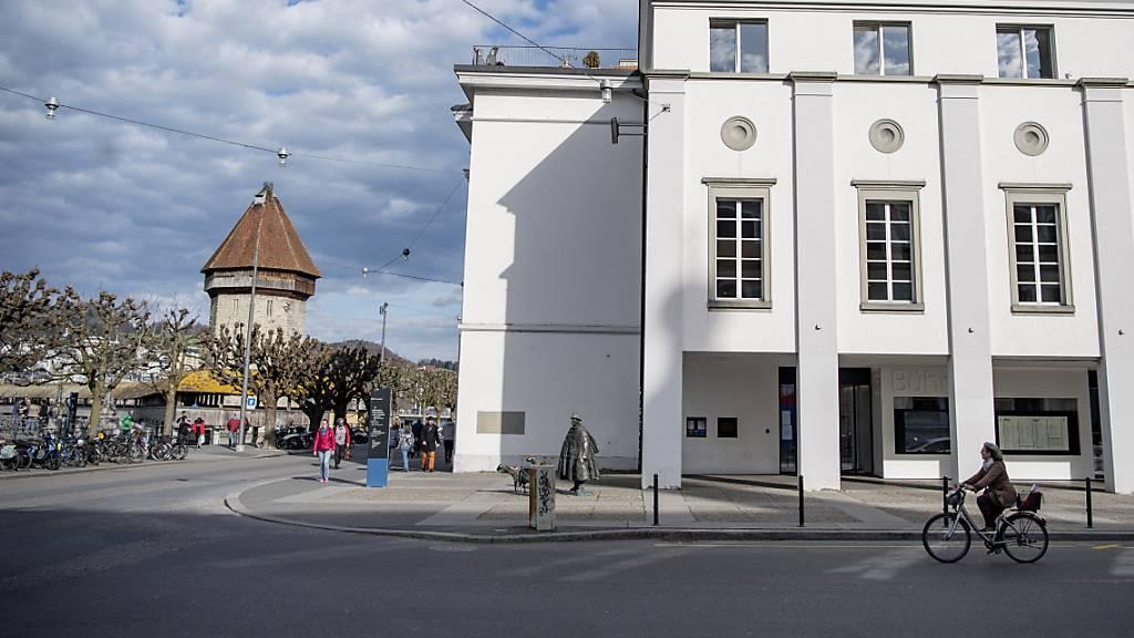 Luzerner Bahnhofstrasse kann jetzt gesperrt werden