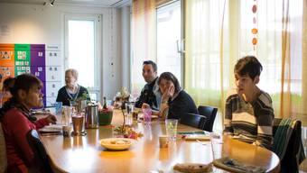 Einblicke ins Discherheim Solothurn