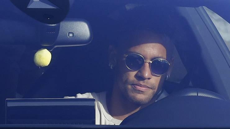 Jetzt also doch: Neymar wird wohl nächste Saison für PSG auflaufen.