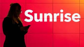 Das Telekom-Unternehmen Sunrise uebernimmt UPC Schweiz und bezahlt dafuer 6.3 Milliarden Franken. (Archivbild)