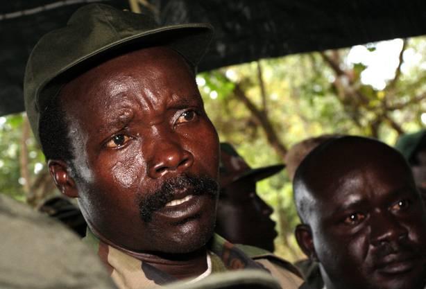 Einer der grössten Kriegs- und Menschenverbrecher unserer Zeit: Joseph Kony