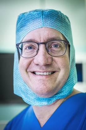 Javier Fandino (Chefarzt Neurochirurgie)