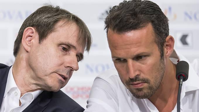 Präsident Bernhard Burgener und Sportchef Marco Streller haben beim FC Basel einen Trümmerhaufen angerichtet.