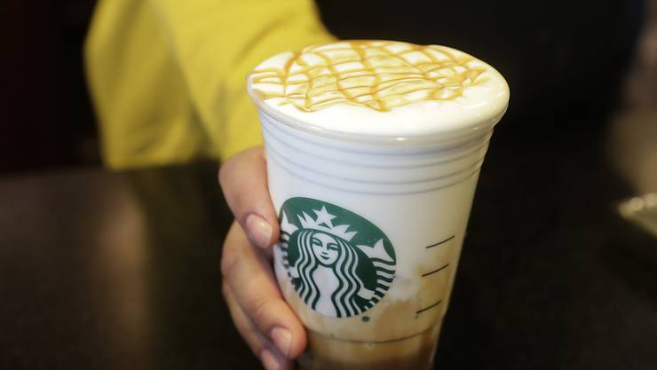 Mehr Kunden vor allem in den USA und China: Starbucks eröffnete in den ersten drei Monaten des Jahres weltweit 319 neue Läden. (Archivbild)